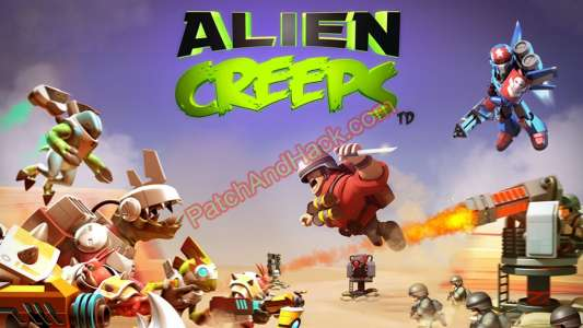 Alien Creeps TD Patch and Cheats money