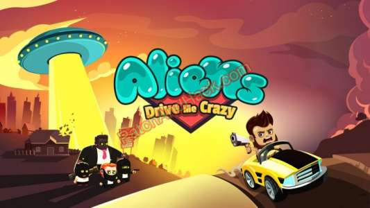 Aliens Drive Me Crazy Patch and Cheats money