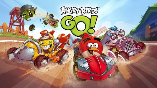 Angry Birds Go Patch and Cheats money, crystals