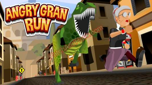 Angry Gran Run Patch and Cheats money