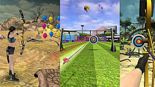 Archery Master 3D Patch and Cheats money, coins