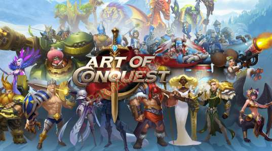 Art of Conquest Patch and Cheats resources, gold