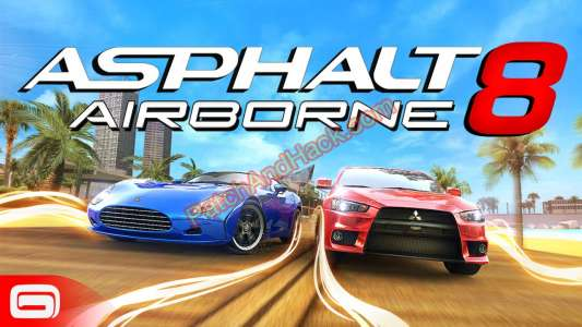Asphalt 8: Airborne Patch and Cheats money