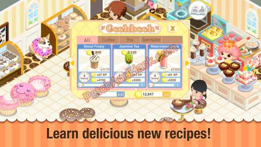 Bakery Story Patch and Cheats money