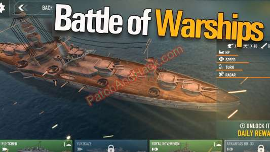 Battle of Warships Patch and Cheats money
