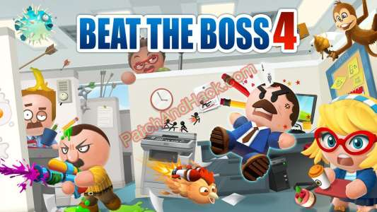 Beat the Boss 4 Patch and Cheats money