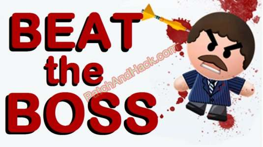 Beat the Boss Patch and Cheats money