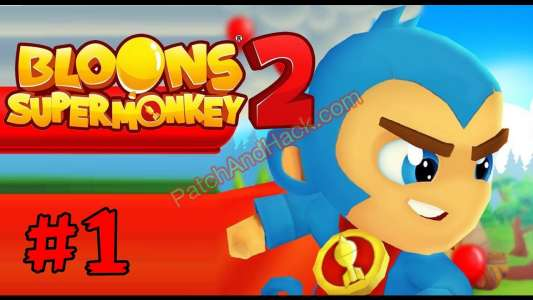 Bloons Supermonkey 2 Patch and Cheats money