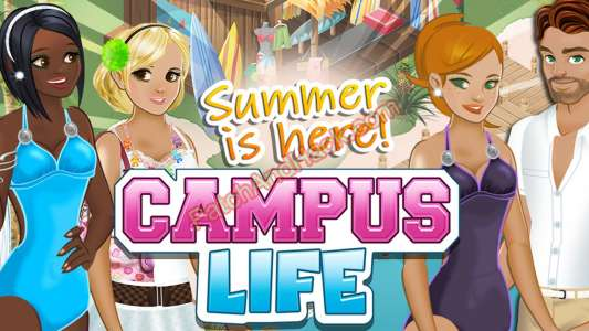Campus Life Patch and Cheats money