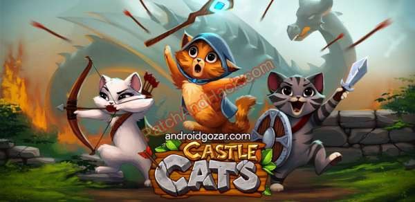 Castle Cats Patch and Cheats money, lights