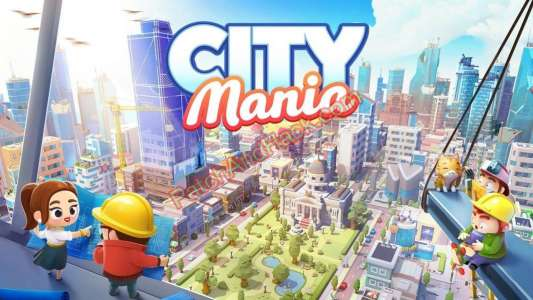 City Mania Patch and Cheats money