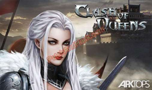 Clash of Queens Patch and Cheats money, resources