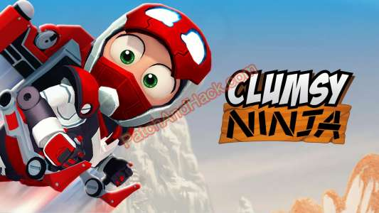 Clumsy Ninja Patch and Cheats money, gold