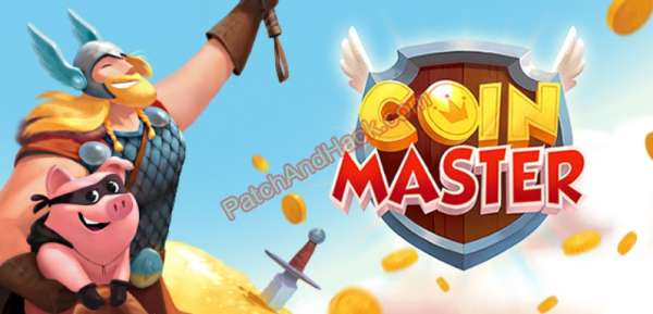 Coin Master Patch and Cheats money, coins