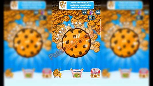 Cookie Clickers 2 Patch and Cheats cookies, money