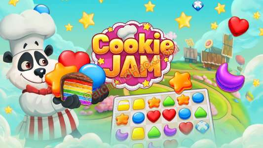 Cookie Jam Patch and Cheats money, moves