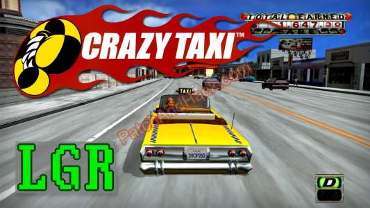 Patch for Crazy Taxi Cheats