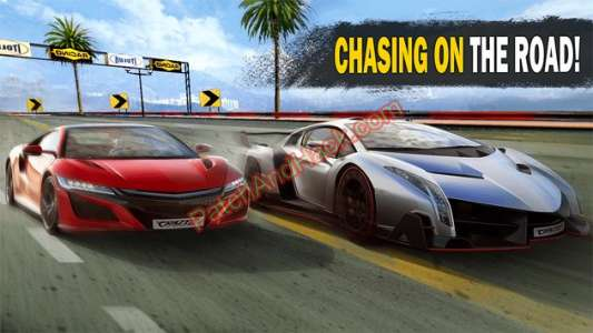 Crazy for Speed Patch and Cheats money