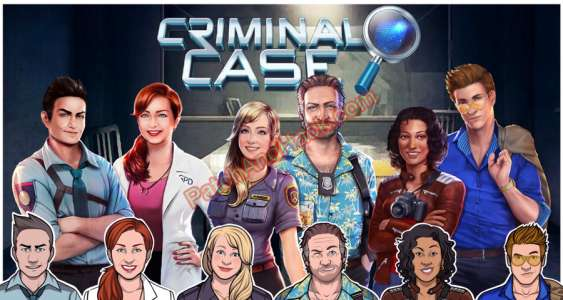 Criminal Case Patch and Cheats gold, energy