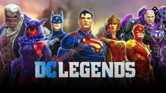 DC Legends Patch and Cheats money, gold