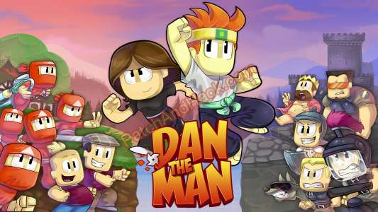 Dan The Man Patch and Cheats money,bonuses
