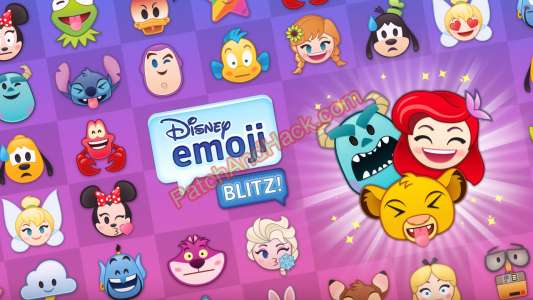 Disney Emoji Blitz Patch and Cheats money, crystals