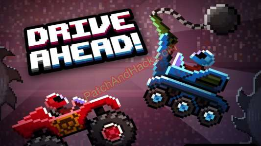 Drive Ahead Patch and Cheats money