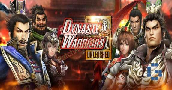 Dynasty Warriors Unleashed Patch and Cheats money