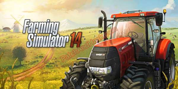 Farming Simulator 14 Patch and Cheats money, technique