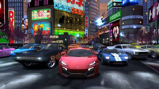 Fast and Furious Legacy Patch and Cheats money