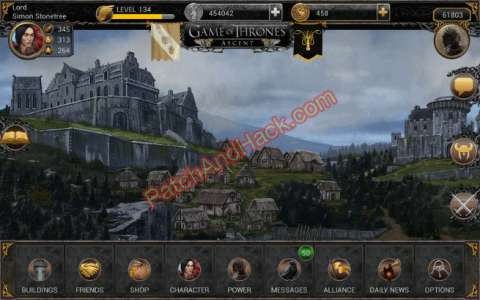 Game of Thrones Ascent Patch and Cheats gold, silver