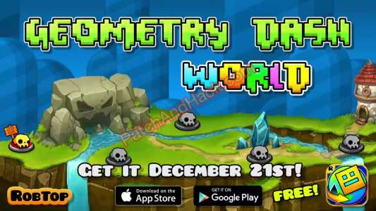 Geometry Dash World Patch and Cheats money