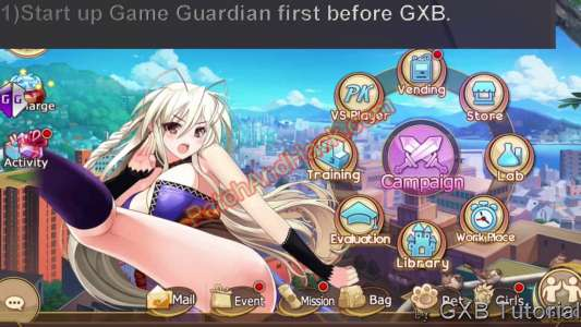 Girls X Battle Patch and Cheats money, coins