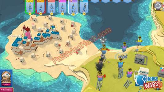 Godus Patch and Cheats crystals, diamonds
