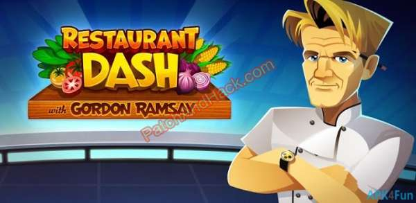 Gordon Ramsay DASH Patch and Cheats money