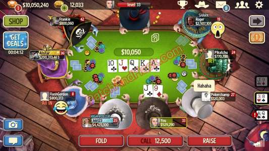 Governor of Poker 3 Patch and Cheats money
