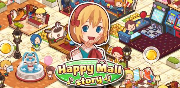 Happy Mall Story Patch and Cheats money