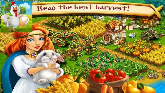 Harvest Land Patch and Cheats money
