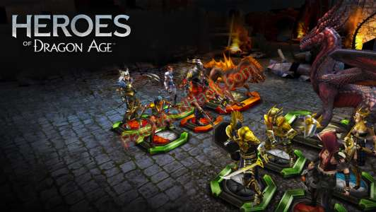 Heroes of Dragon Age Patch and Cheats money, crystals