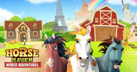 Horse Haven World Adventures Patch and Cheats coins