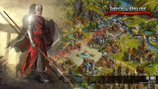 Imperia Online Patch and Cheats resources, gold