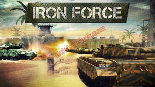 Iron Force Patch and Cheats money, weapons