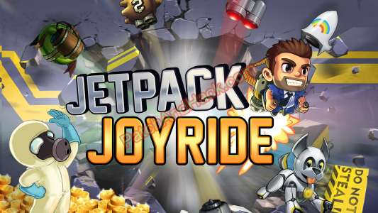Jetpack Joyride Patch and Cheats money, coins