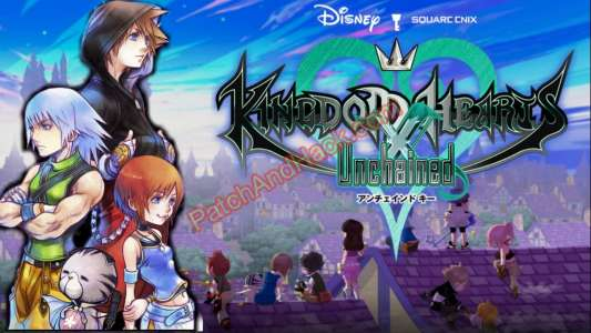 KINGDOM HEARTS Unchained X Patch and Cheats money, damage