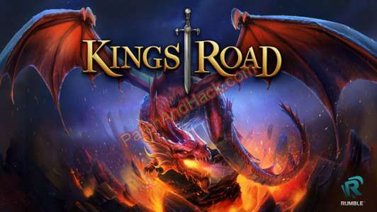 KingsRoad Patch and Cheats gold, gems