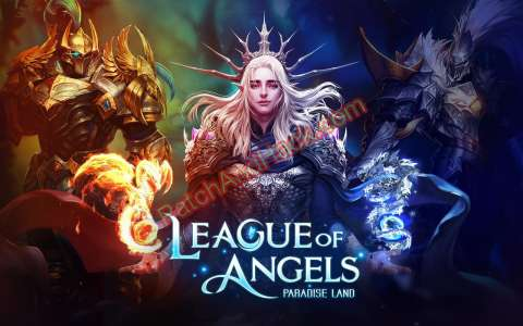 League of Angels Patch and Cheats money, resources