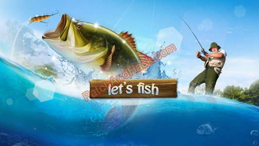 Let's Fish Patch and Cheats money