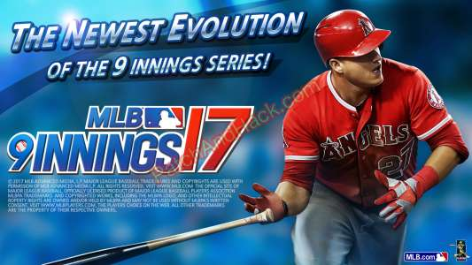 MLB 9 Innings 17 Patch and Cheats money