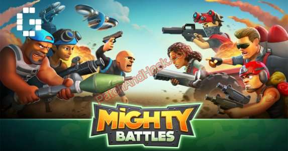 Mighty Battles Patch and Cheats gold, cards