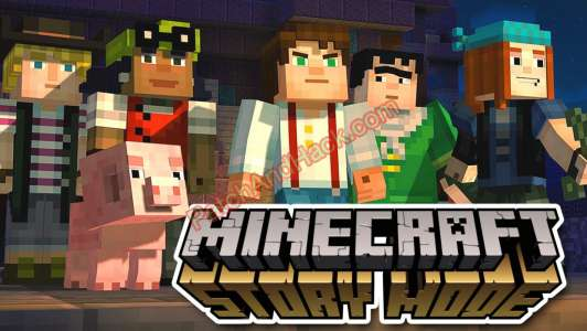 Minecraft: Story Mode Patch and Cheats coins, immortality